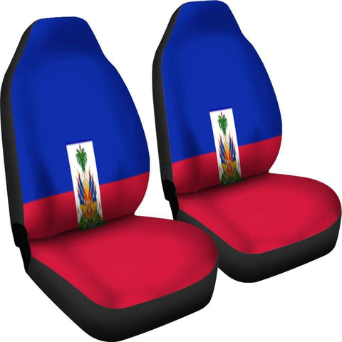 Image of SportsChest Car Seat Covers - Haiti Car Seat Cover / Universal Fit Haiti Car Seat Cover