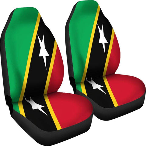 SportsChest Saint Kitts and Nevis Car Seat Covers