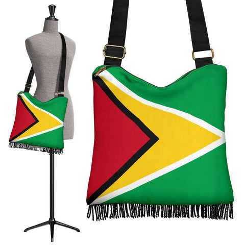 SportsChest Crossbody Boho Handbag - Guyana Boho Bag / One Size Guyana Boho Bag