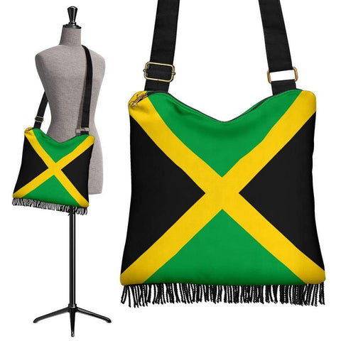 Women's Custom Jamaica Boho Handbag