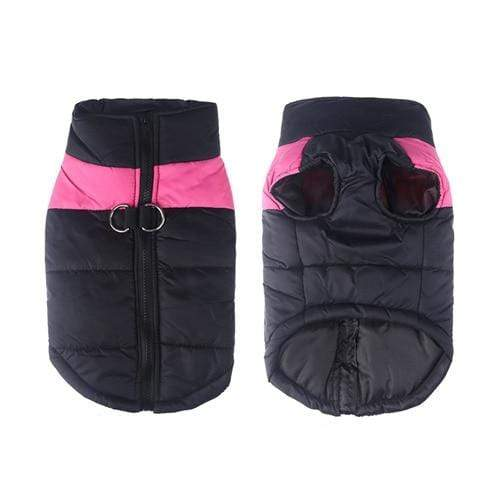 SportsChest Dog Coat pink / S Waterproof Dog Coat