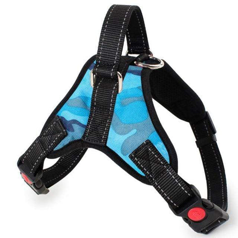 Image of SportsChest Dog Harness CAMOUFLAGE 1 / S Dogs Harness
