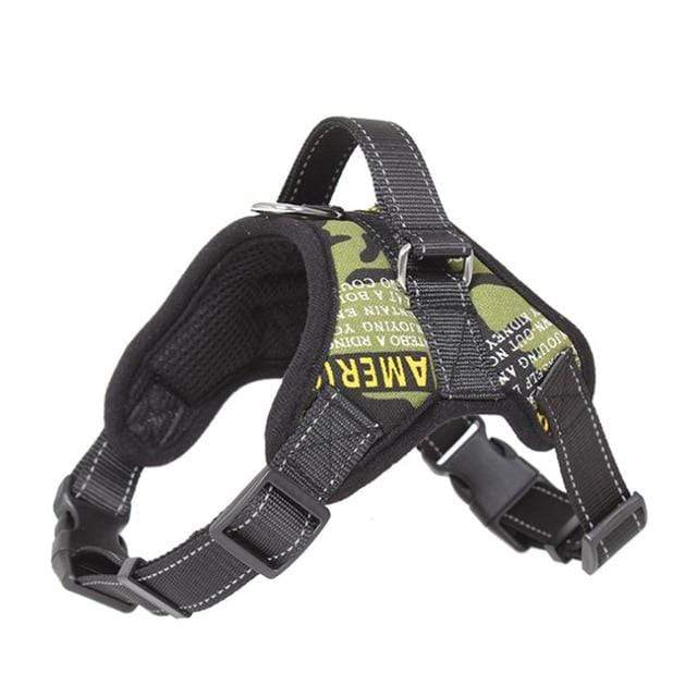 SportsChest Dog Harness CAMOUFLAGE 3 / S Dogs Harness