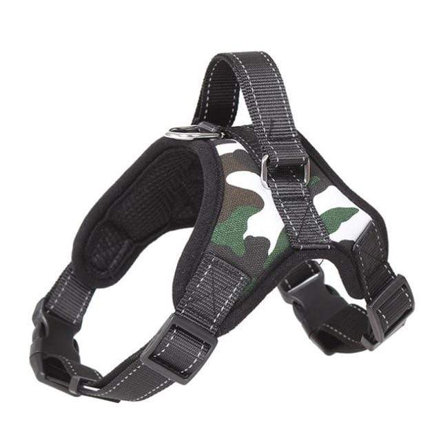 SportsChest Dog Harness CAMOUFLAGE 4 / S Dogs Harness