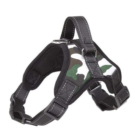 Image of SportsChest Dog Harness CAMOUFLAGE 4 / S Dogs Harness