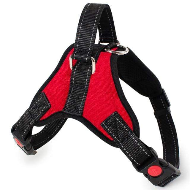 SportsChest Dog Harness RED / L Dogs Harness
