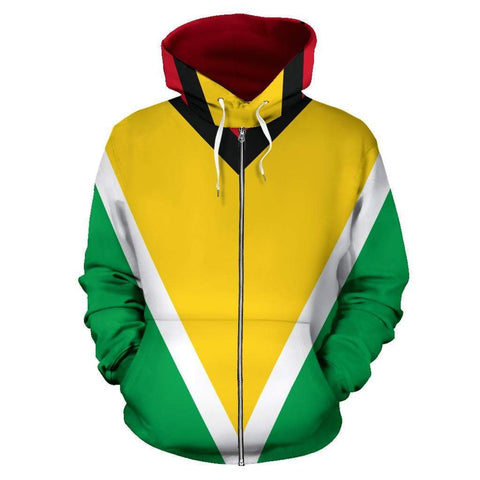 Image of SportsChest Guyana Zip up Hoodie