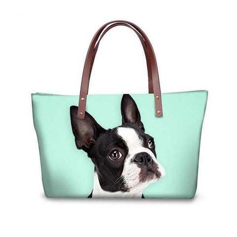 Image of SportsChest H128 / (30cm<Max Length<50cm) 3D Cute Animal Printing Women Handbags