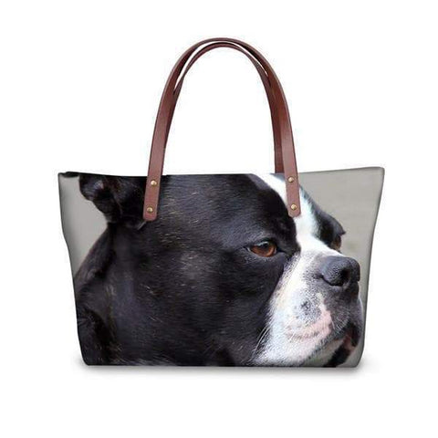 Image of SportsChest NUDE / (30cm<Max Length<50cm) 3D Cute Animal Printing Women Handbags