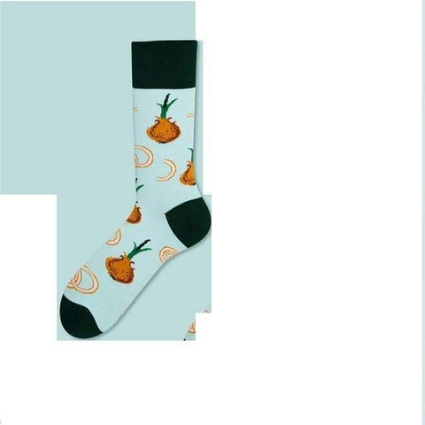 Image of SportsChest onion / EUR36-44 Women's Funny Cool Socks