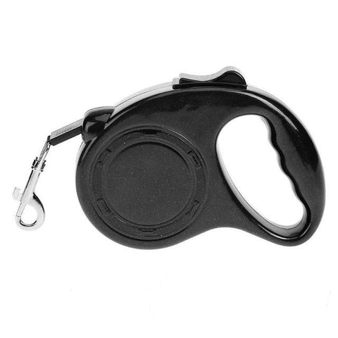 Image of SportsChest Retractable Dog Leashes Black / 3M Retractable Dog Leashe