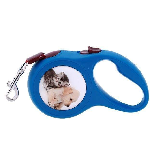 SportsChest Retractable Dog Leashes Blue / 3M Retractable Dog Leashe