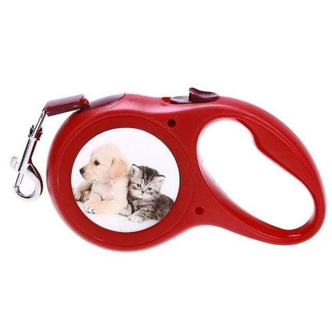 Image of SportsChest Retractable Dog Leashes Gold / 3M Retractable Dog Leashe
