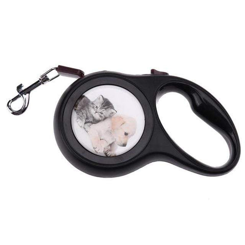 Image of SportsChest Retractable Dog Leashes Silver / 3M Retractable Dog Leashe
