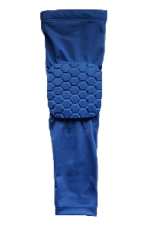 Image of SportsChest Sports Sleeve Blue / L Padded Sports Elbow Sleeve