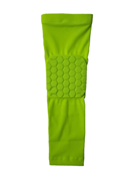 SportsChest Sports Sleeve Green / L Padded Sports Elbow Sleeve