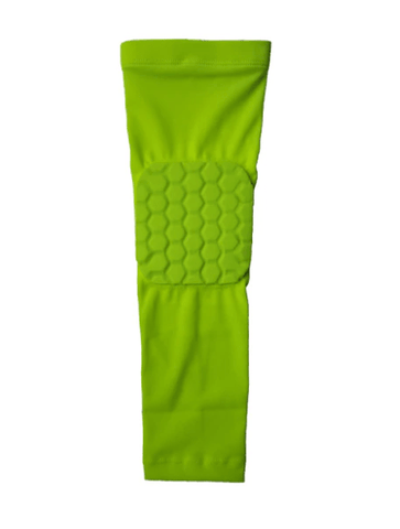 Image of SportsChest Sports Sleeve Green / L Padded Sports Elbow Sleeve