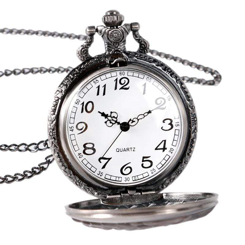 SportsChest Stark House Symbol Vintage Pocket Watch