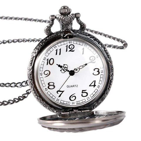 Image of SportsChest Stark House Symbol Vintage Pocket Watch