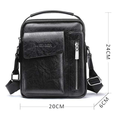 SportsChest STORE 11 Men's Vintage Cross body Shoulder Bags