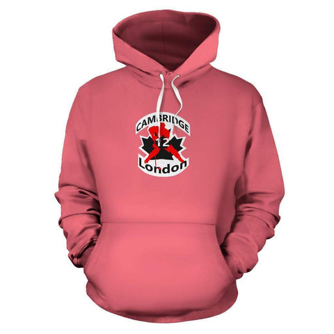 SportsChest STORE #12 London Cambridge Hockey Pink Hoodie