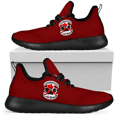 Image of SportsChest STORE #19 Corbeil Cambridge Hockey Mesh knit Sneakers