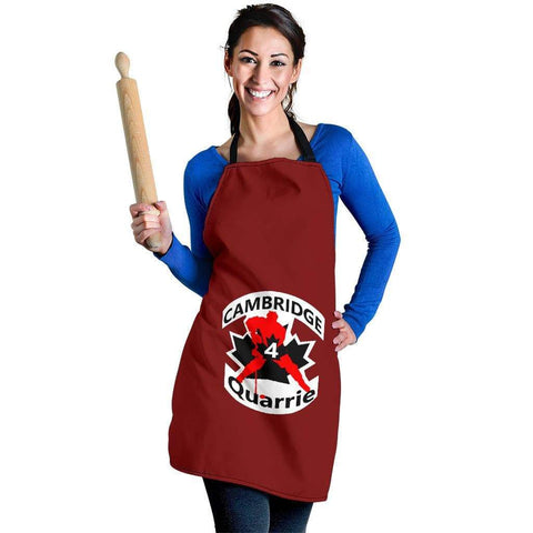Image of SportsChest STORE #4 Quarrie Cambridge Hockey Apron