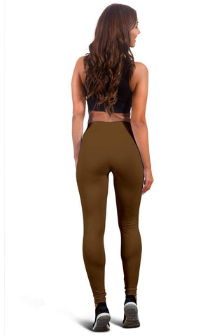 SportsChest STORE #4 Quarrie Cambridge Hockey Brown leggings