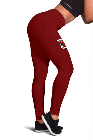 SportsChest STORE #4 Quarrie Cambridge Hockey Red Leggings