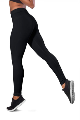 Image of SportsChest STORE #83 Lahey Cambridge Hockey Black Women's Leggings