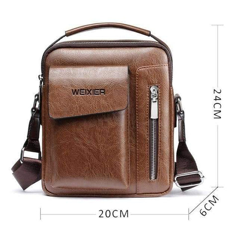 SportsChest STORE 9 Men's Vintage Cross body Shoulder Bags