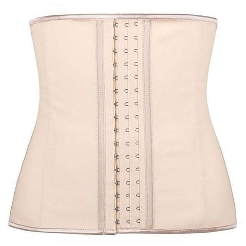 Image of SportsChest STORE Beige / S / China Body Shapers Women Corset Slimming Belt