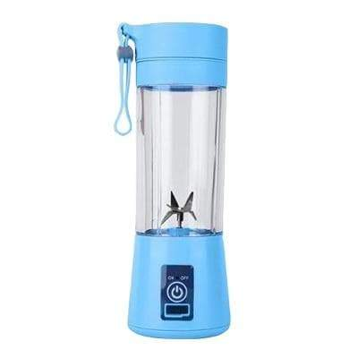Image of SportsChest STORE Blue / Russian Federation / 6 blades portable blender