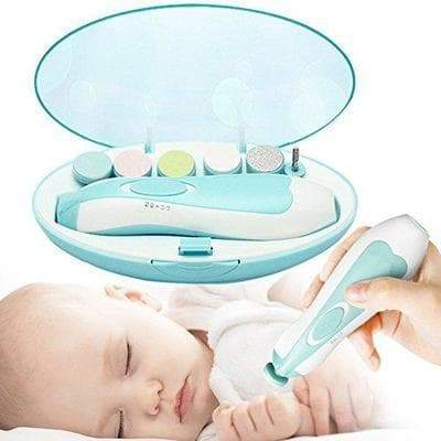 SportsChest STORE Newborn Baby Electric Nail Trimmer
