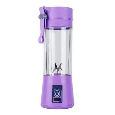 Image of SportsChest STORE purple / Russian Federation / 6 blades portable blender