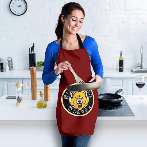 SportsChest STORE Waterloo Wolves Aprons
