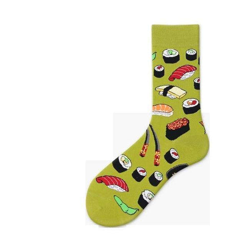 Image of SportsChest Sushi / EUR36-44 Women's Funny Cool Socks