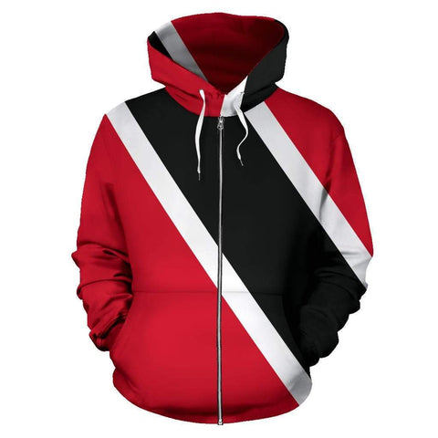 Image of SportsChest Trinidad & Tobago Zip Up Hoodie