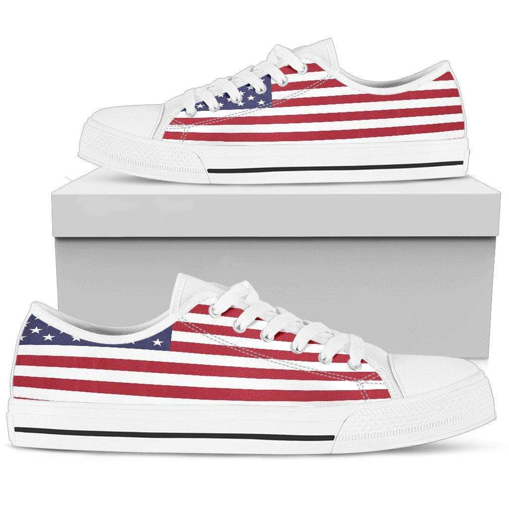 SportsChest United States Low Top Shoes