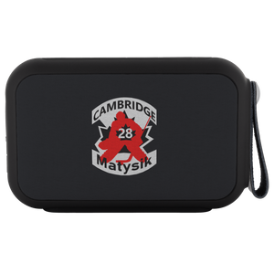 teelaunch Headphones Bluetooth Speaker #28 Matysik Cambridge Hockey Bluetooth Thumpah Speaker