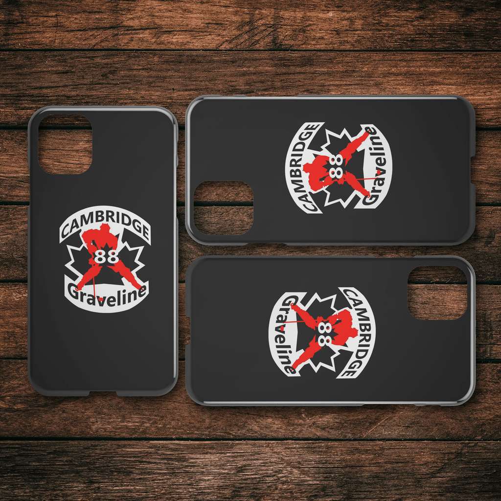 teelaunch Phone Cases 2 #12 Graveline iPhone Cases