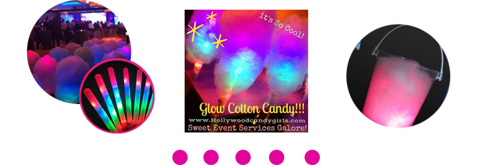 Glow Cotton Candy!!!