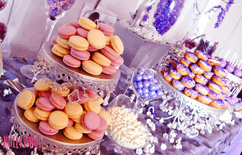 wedding candy buffet bars, candy stations, candy los angeles, orange ...