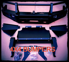 TOYOTA 4X4 BUMPERS