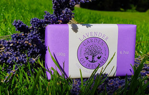 Lavender Shea Butter Soap  Garden Of Ireland.