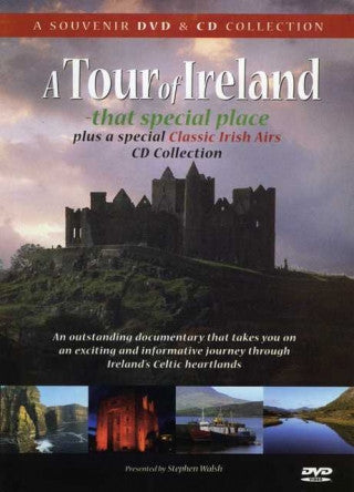 DVD & CD - A Tour of Ireland