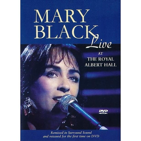 DVD - Mary Black Live at The Royal Albert Hall