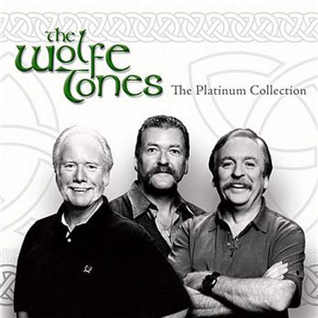 CD - Wolfe Tones Platinum Collection 3 CD Collection