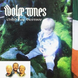 DVD & CD - Wolfe Tones Child Of Destiny