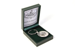 Mullingar Pewter Shamrock Key Ring